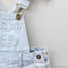 Forever Denim Dungaree
