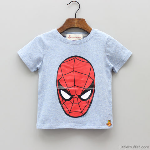 Spider-Man - Light Blue