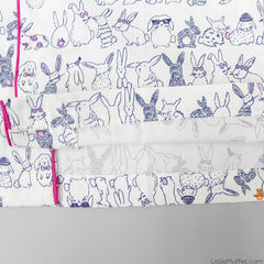 Rabbit Print Set