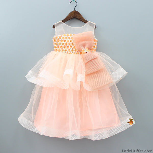Pre Order: Princess Gown With Bow Attached