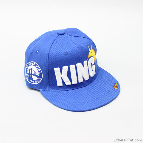 Royal King Cap