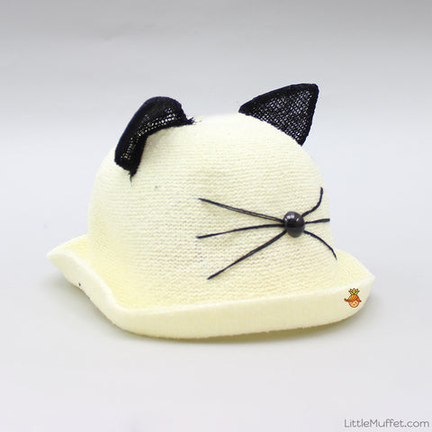 Kitty Hat - Ivory