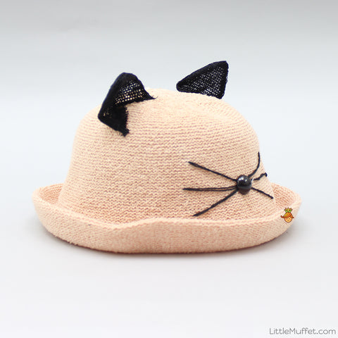 Kitty Hat - Peach