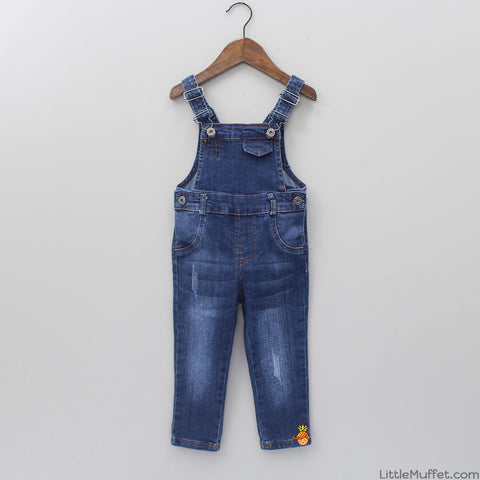 Delightful Denim Dungaree