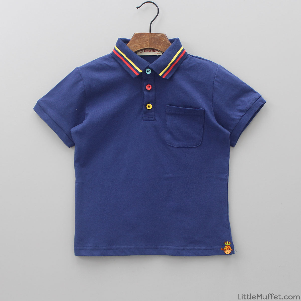 Navy Blue Polo