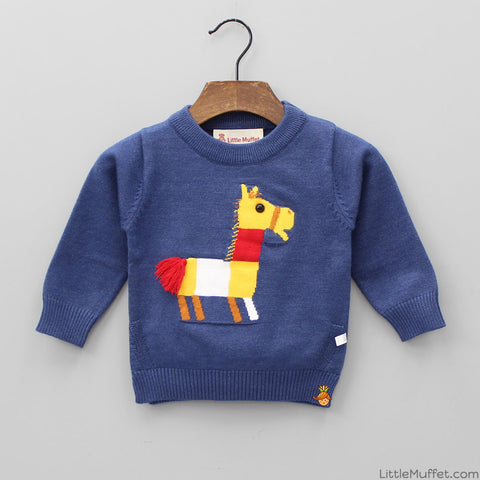 Horse Love Sweater