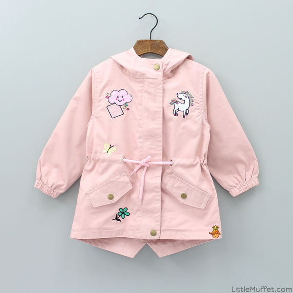 Miss Cutie Long Jacket