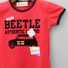 Authentic Car T-Shirt