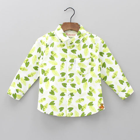 Lovely Leaves Shirt