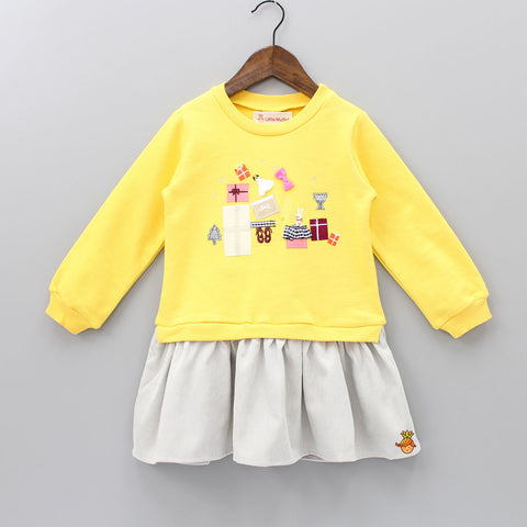 Little Muffet Party Designer Birthday Dresses Outfits For