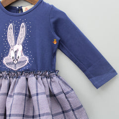 Cute Bunny Short Dress