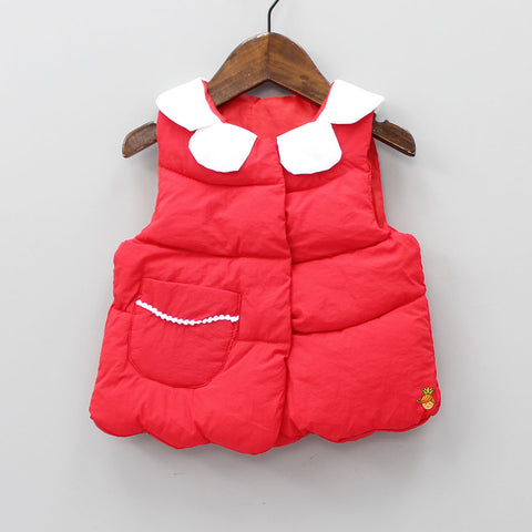 Winter Berries Jacket