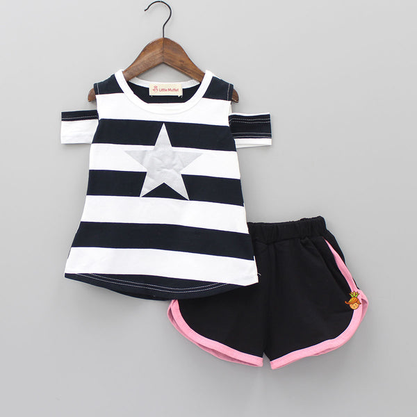 Star Striped Set