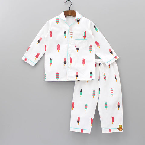 Popsicle Sleepwear Set