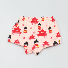 Girls Of The World - Girl Boxer Shorts