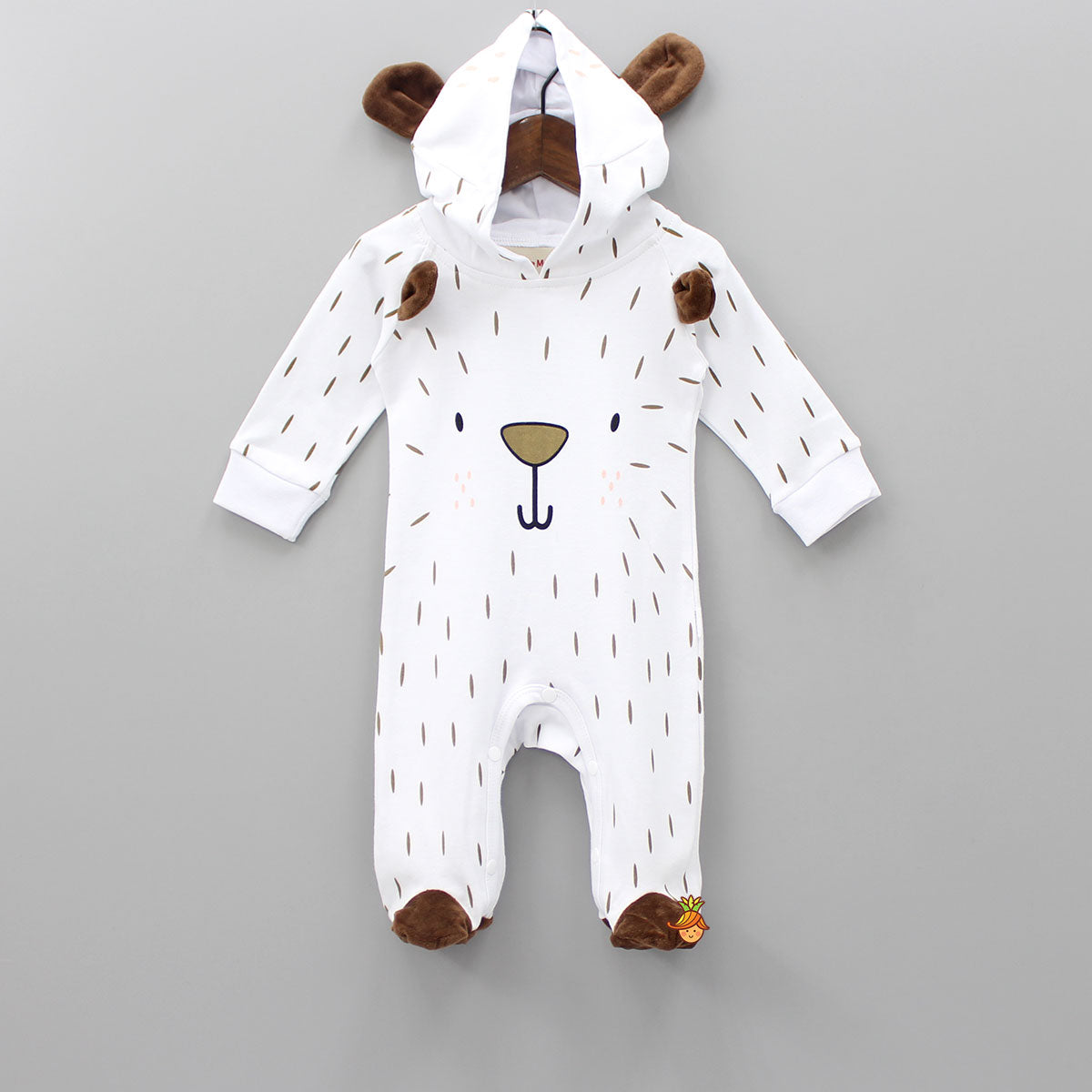 White Bear Bodysuit