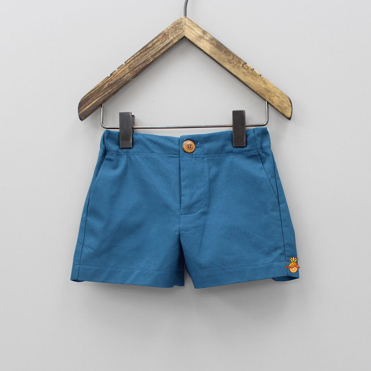 Teal Blue Shorts