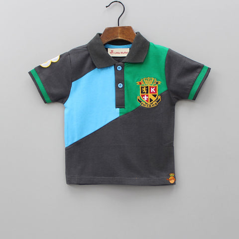 3 Shaded Polo