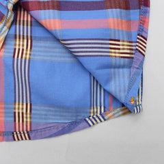 Multicolored Checks Shirt