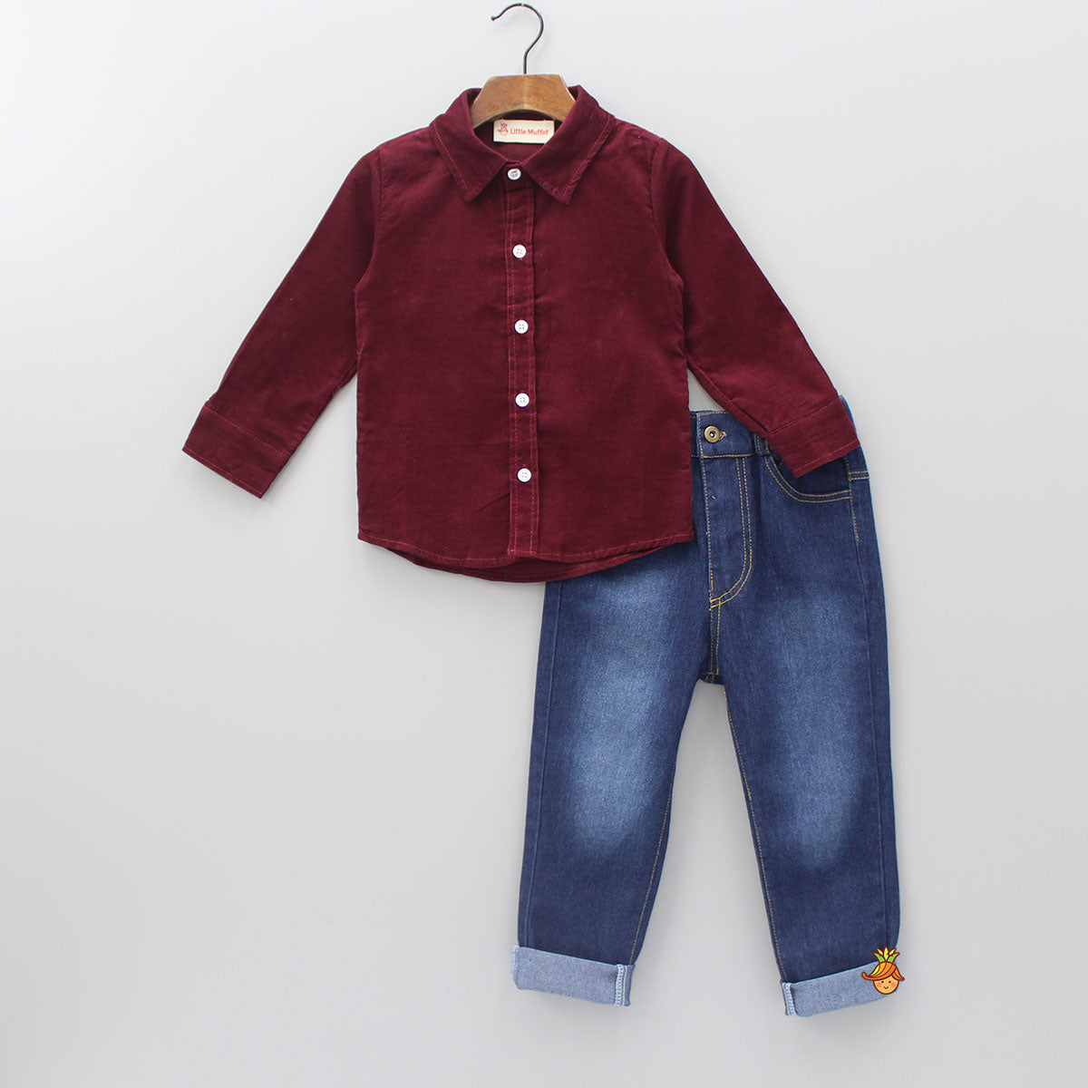 Little Gentlemen Casual Set