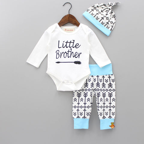 Little Brother - 3 Piece Bodysuit