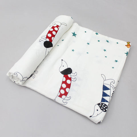 Puppy Love Swaddle