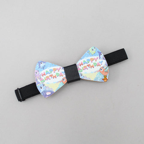 Wooden Birthday Bow