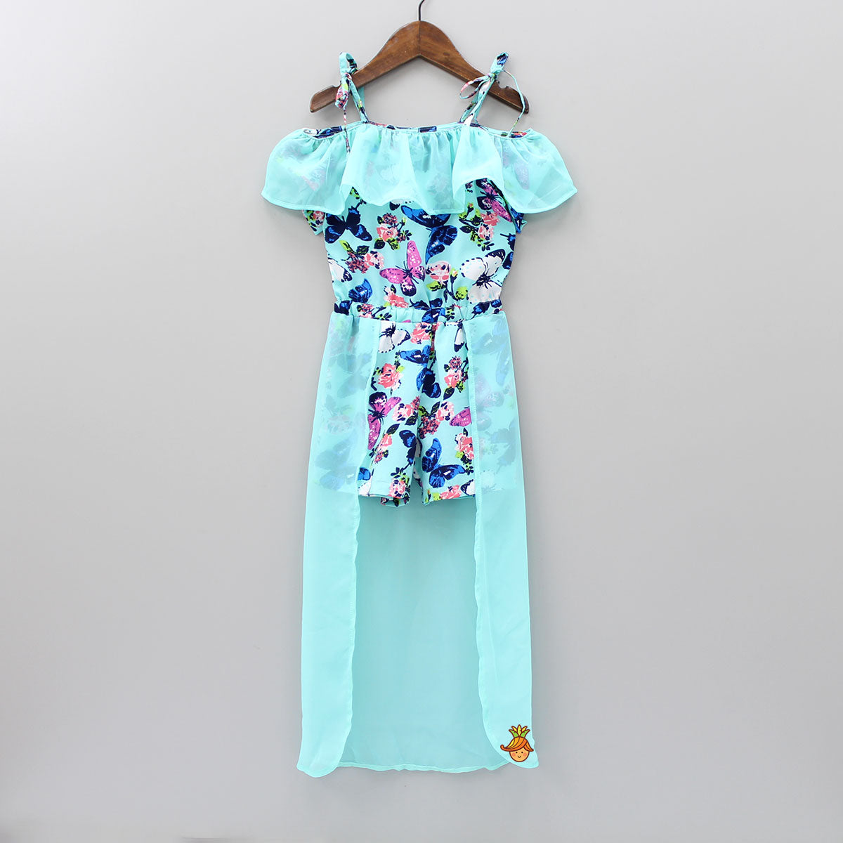 Butterfly Dress Jumpsuit