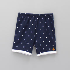 Navy Blue Starry Sleepwear