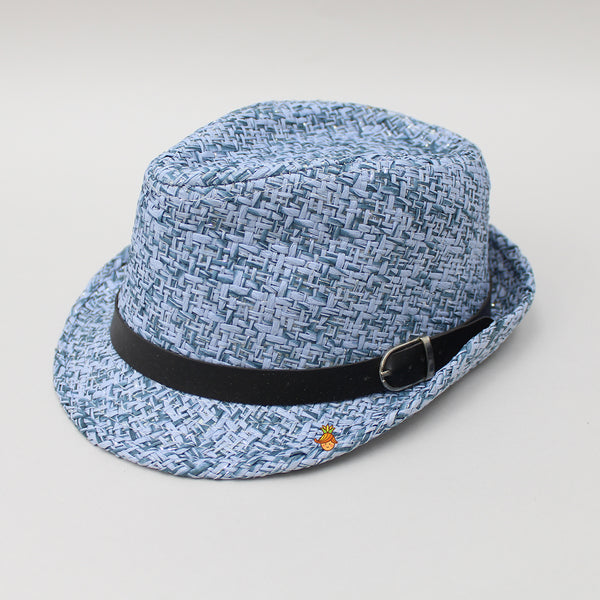 Stylish Blue Hat