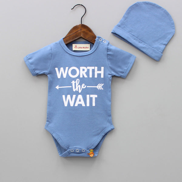 Worth The Wait Bodysuit