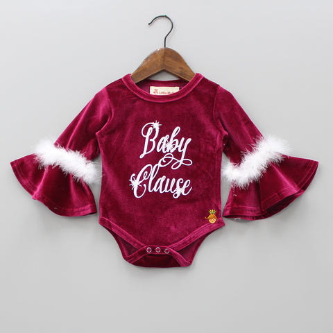 Baby Clause Bodysuit