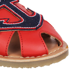 Anchor Red Sandal