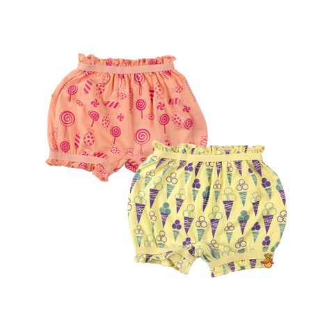 Pour Some Sugar On Me - Set of 2 bloomers