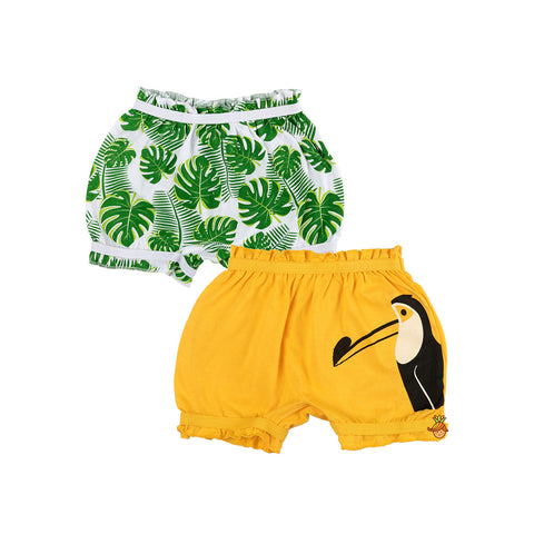 Rainforest - Set of 2 Bloomers