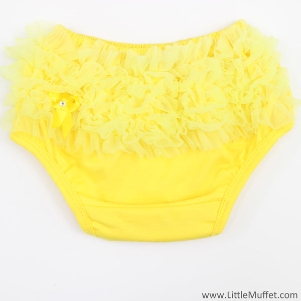 Tutu Bloomers- Yellow