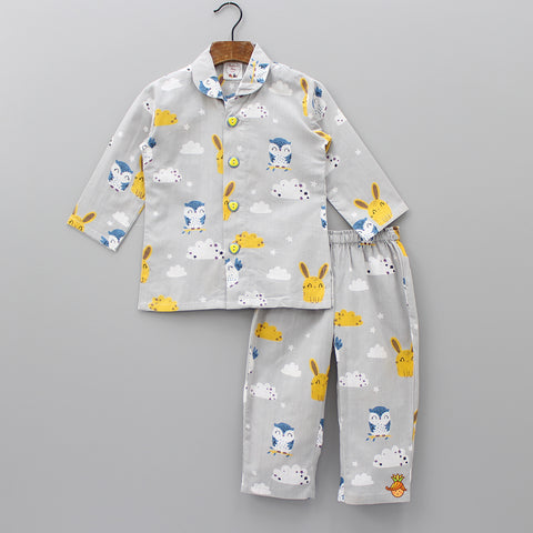 Sleepy Owl Sleepwear