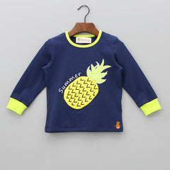 Summer Pineapple Sleepwear