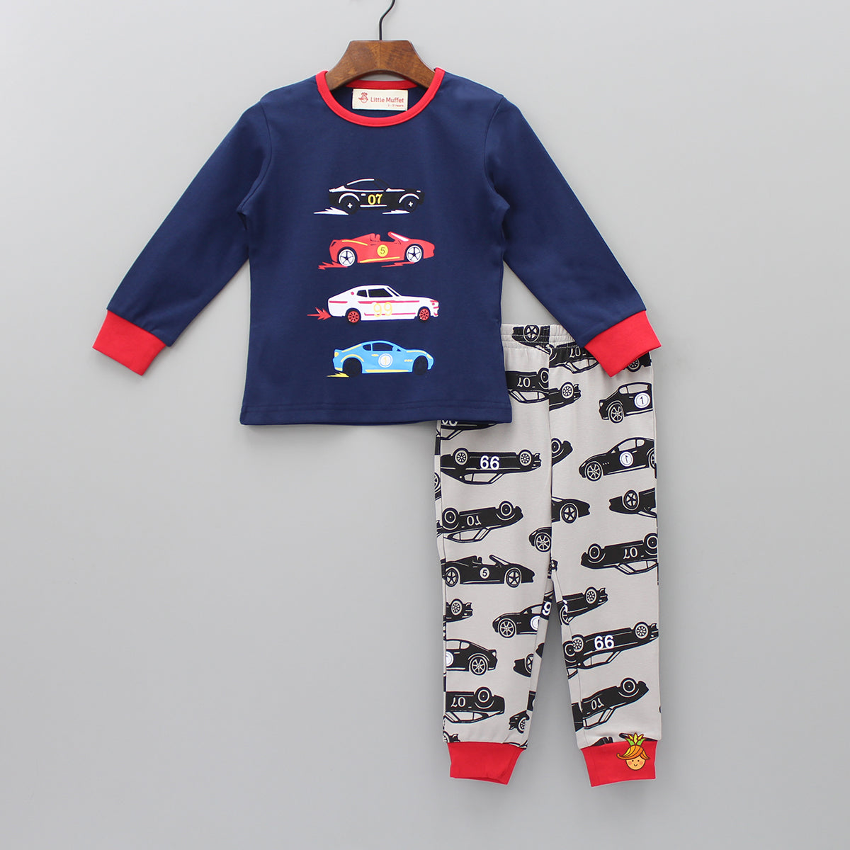 Speedy Car Sleepwear