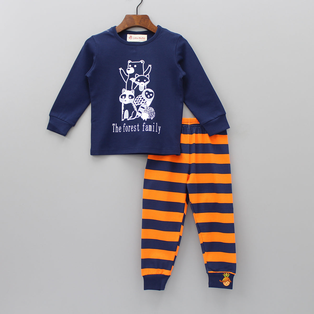 Forest Family Sleepwear