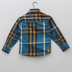 Checks Maze Shirt