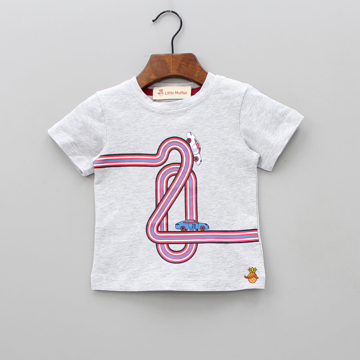 Twist And Turn Tee
