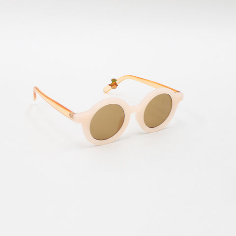 Stylish Round Shaped Sunglasses
