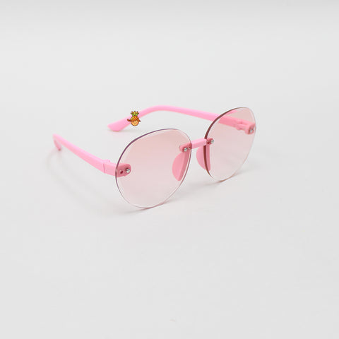 Baby Pink Stylish Sunglasses