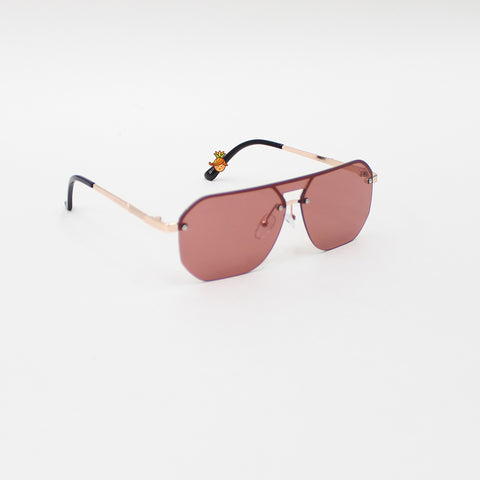 Polygon Shaped Sunglasses