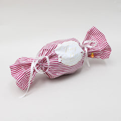 Red And White Candy Sling Bag