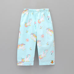Happy Unicorn Sleepwear