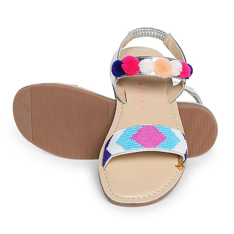 Seed Silver Sandal