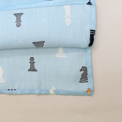 Chess Print Sleepwear