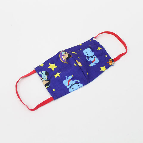 Aladdin Theme Print Cotton Mask